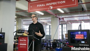 Makerbot Acquired by Stratasys